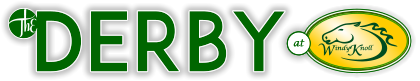 Derby at Windy Knoll Logo